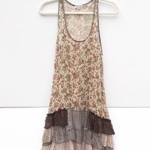 Cecico boho dress size large